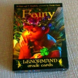 Fairy Lenormand Oracle Cards w/ Guidebook